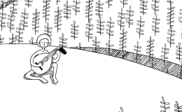 """Orpheus with his Lute"" Animation"